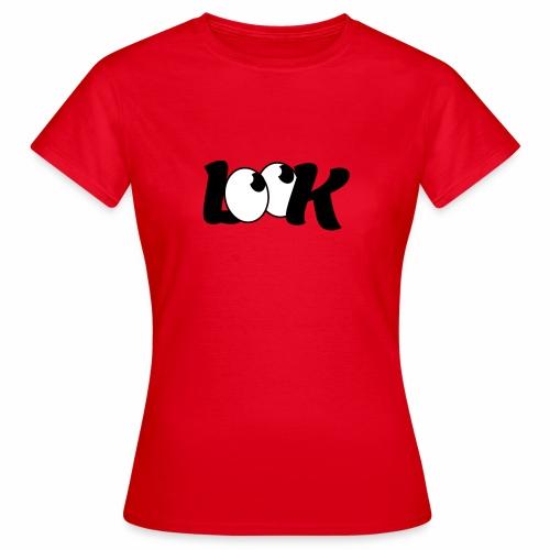 LOOK - Koszulka damska