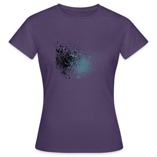 färger - T-shirt dam