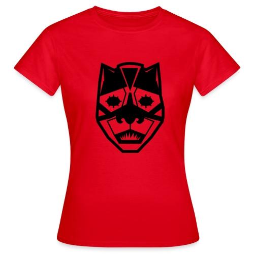 Mask Black - Maglietta da donna