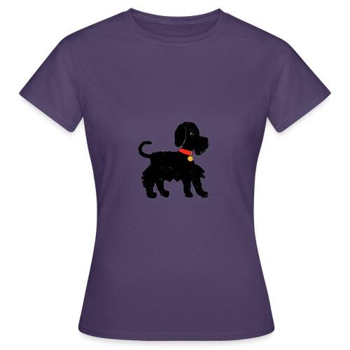 Schnauzer dog - Women's T-Shirt