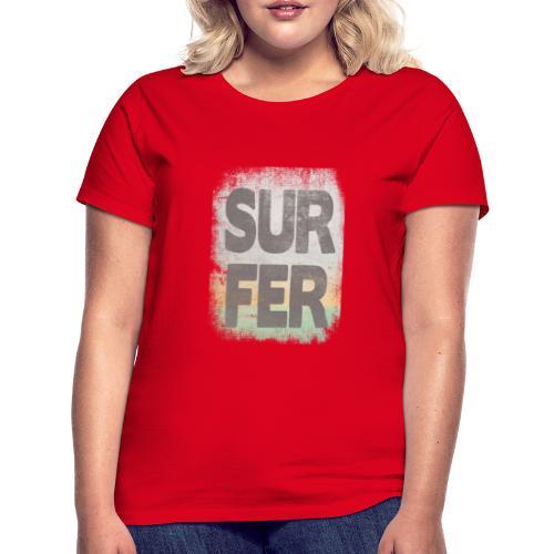 Surfer - Camiseta mujer
