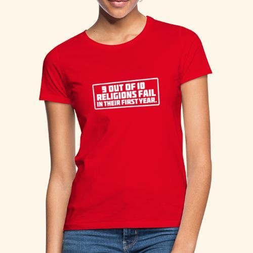 Religion - Frauen T-Shirt