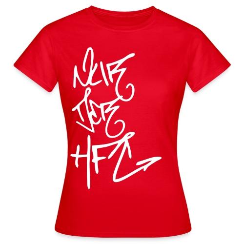 hfc tag ndh - Frauen T-Shirt