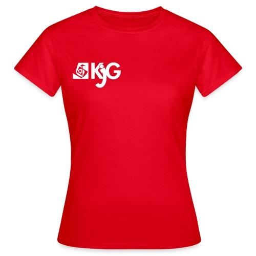 kjglogo 10 - Frauen T-Shirt