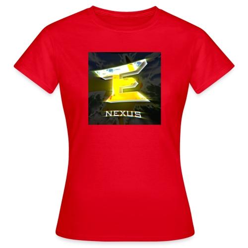 logo nexus - Frauen T-Shirt