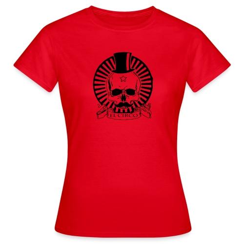 El circo - Camiseta mujer