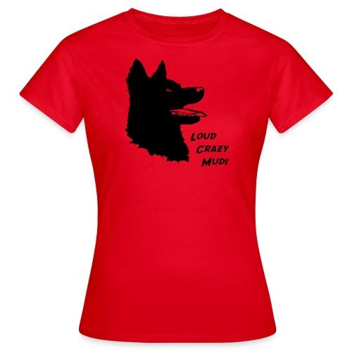 mudiheadschrift - Women's T-Shirt