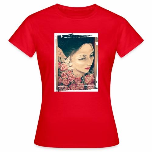 Lady Rose, - Maglietta da donna