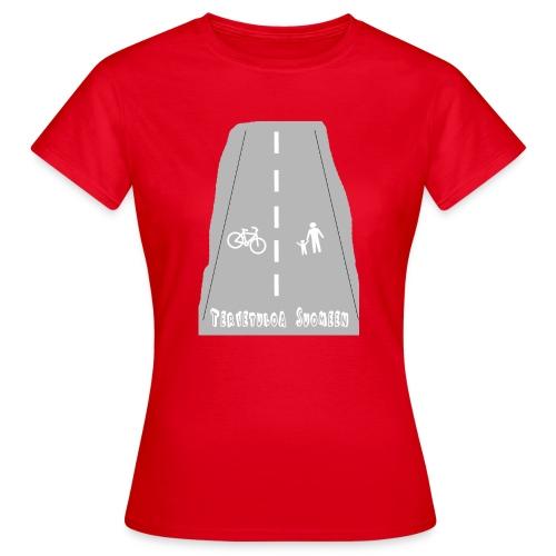 Tervetuloa Suomeen - Naisten t-paita