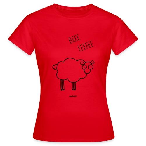 pecora - Maglietta da donna
