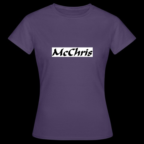 MCCHRIS - Frauen T-Shirt