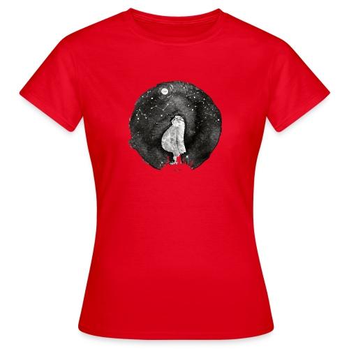 monstruonoche - Camiseta mujer
