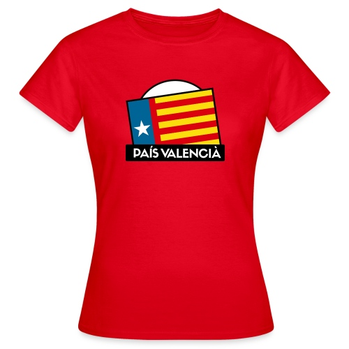 Estrelada PV - Camiseta mujer