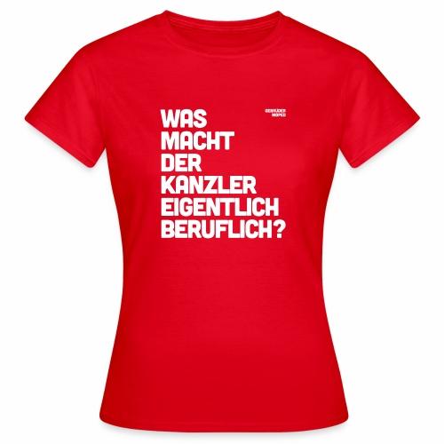 Kanzler - Frauen T-Shirt