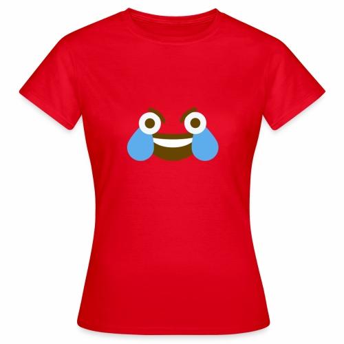 OkamiOk Logo Design - T-skjorte for kvinner