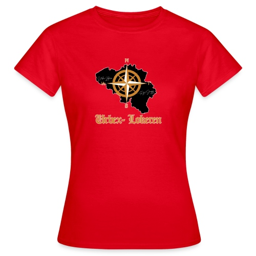 special logo - Vrouwen T-shirt