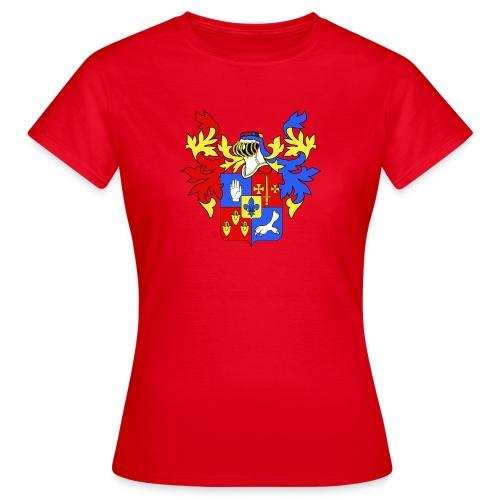 LECOMBLE 08 - T-shirt Femme