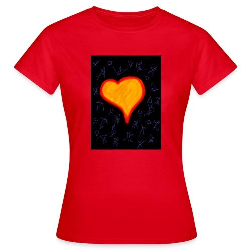 EBB28264 DA7C 4733 A693 59A1BA509DDC - Dame-T-shirt