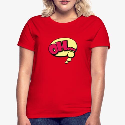 Serie Animados - Camiseta mujer
