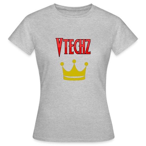 Vtechz King - Women's T-Shirt