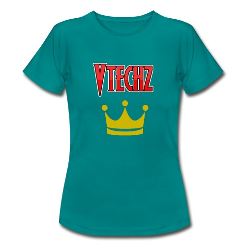 Vtechz King - Women's T-Shirt