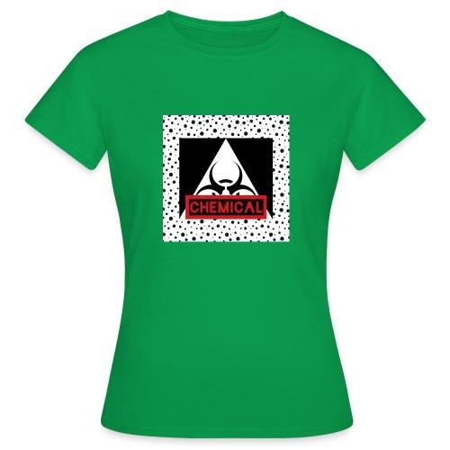 CHEMICAL - Maglietta da donna