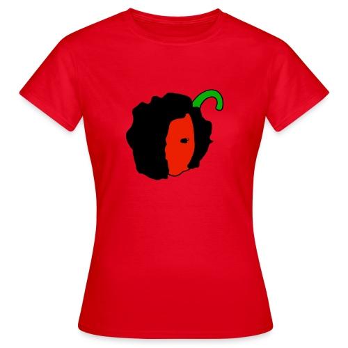 Paprikaboy face - Vrouwen T-shirt