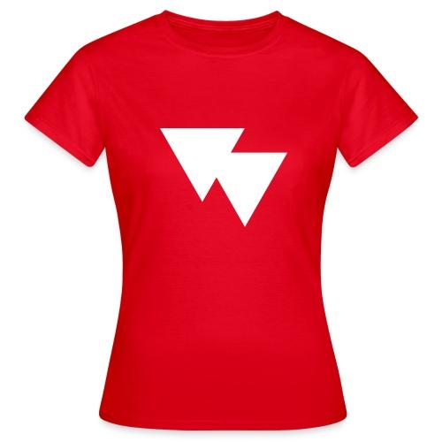 Bisymbol - T-shirt dam