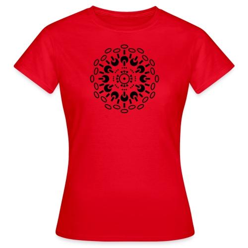 Sole fungiere - Women's T-Shirt