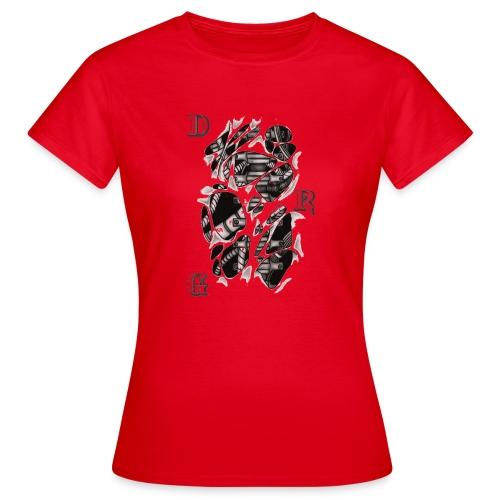 DRAGSTER WEAR - Maglietta da donna