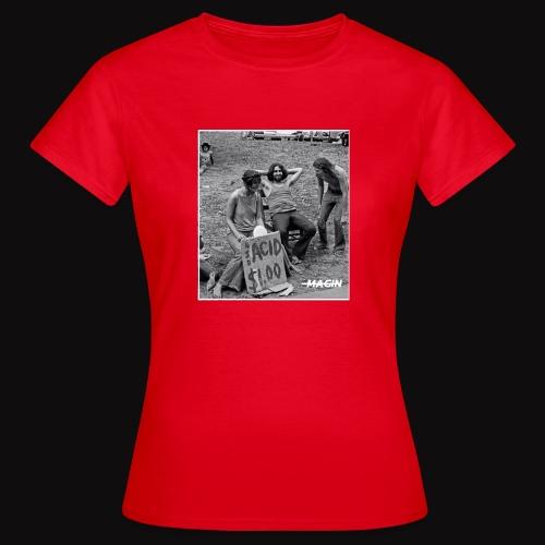 One Acid - T-shirt Femme