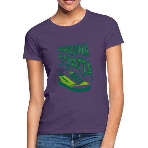 Hakuna maPatta - Vrouwen T-shirt