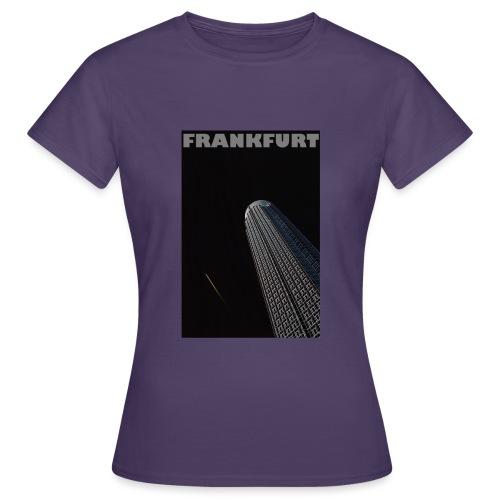 Frankfurt #1 - Frauen T-Shirt