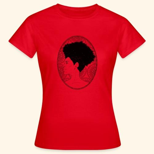 afro-mandala - Maglietta da donna