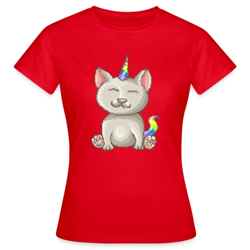 Kitty Unicorn - Frauen T-Shirt