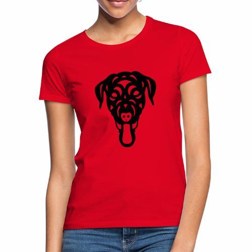 Labrador Dorianna - Frauen T-Shirt