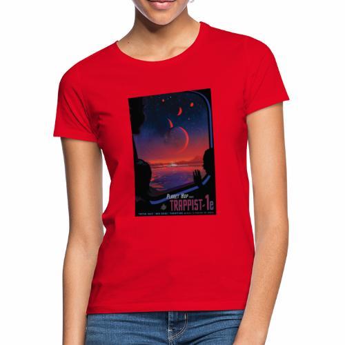 Vision du futur sur Trappist - T-shirt Femme