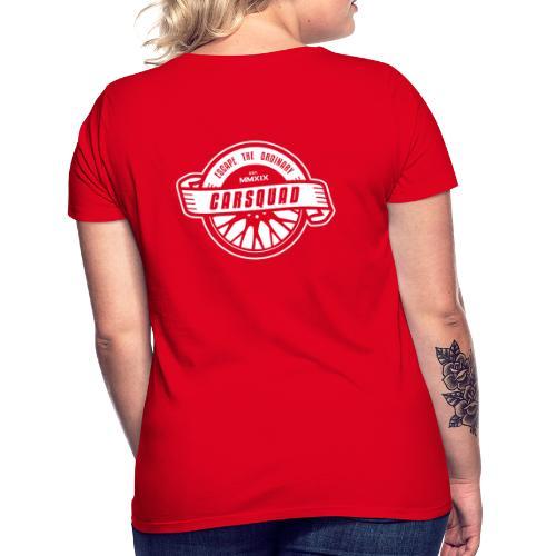 carsquad badge - Frauen T-Shirt