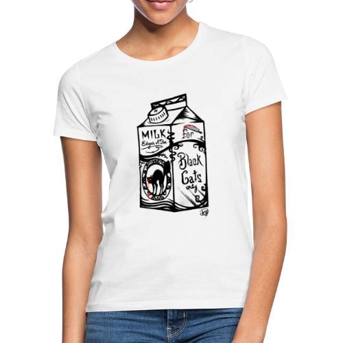 Il Latte di Edgar Allan Poe! - Maglietta da donna