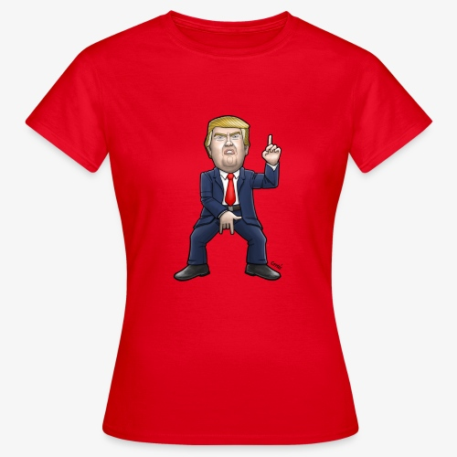 Trumped - Vrouwen T-shirt