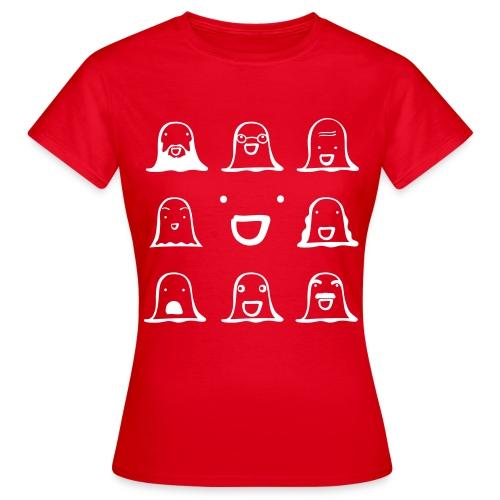 Ghost Family - Frauen T-Shirt