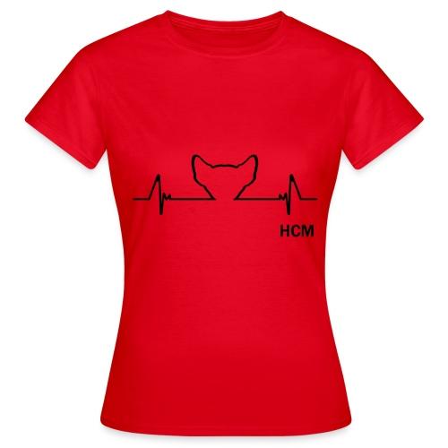 HCM SENZA SFONDO png - Maglietta da donna