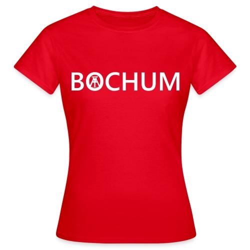 Bochum Kollektion - Frauen T-Shirt