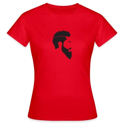 HEAD WHITE T-SHIRT - T-shirt dam