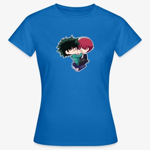 tododeku by dark cruel place - Women's T-Shirt