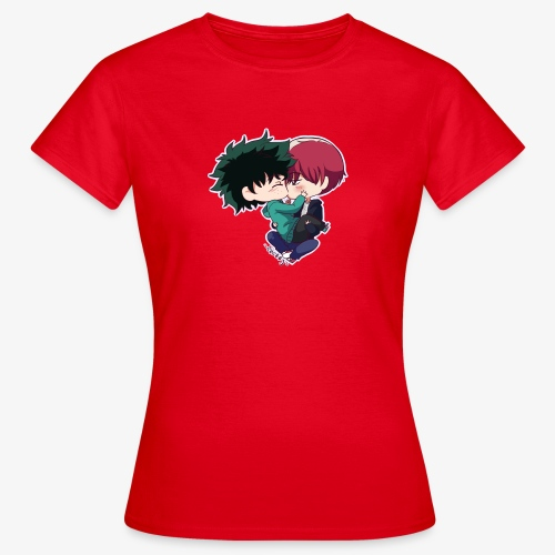 tododeku by dark cruel place - Women's T-Shirt