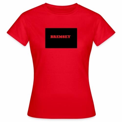 bremsey - T-shirt dam