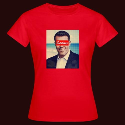 Tony robins - T-shirt Femme