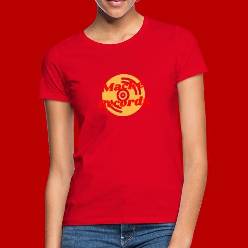 mackerecords merch - T-shirt dam