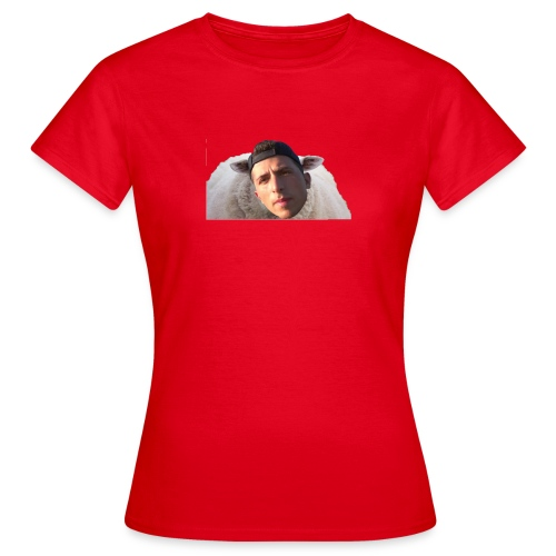 TVS het Armo Schaap en SHIT - Vrouwen T-shirt